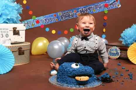 Wild Ginger Photography - Cake smash photoshoot - Save 94%