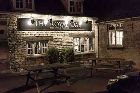Royal Oak Swayfield - One to Three Nights Stay for Two with Breakfast - Save 47%