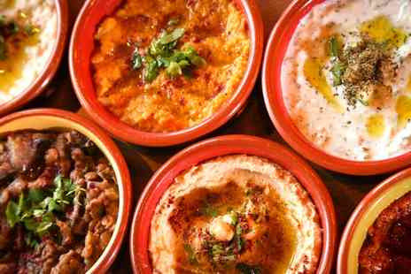 Cafe Reem - Six Tapas to Share for Two or 12 Tapas to Share for Four with a Drink Each - Save 30%