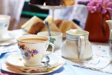The Catering Corner - Winter Warmer or Classic Afternoon Tea for Two or Four - Save 34%