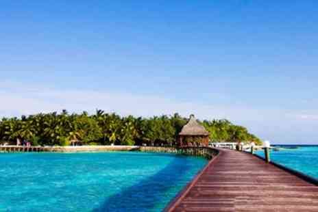 Emirates Holidays - Full board Maldives week with Emirates flights - Save 0%