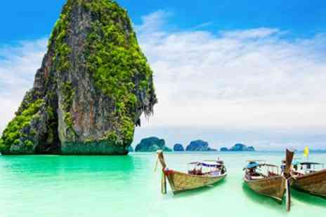 Emirates Holidays - 14 night Thailand break with Emirates flights - Save 0%