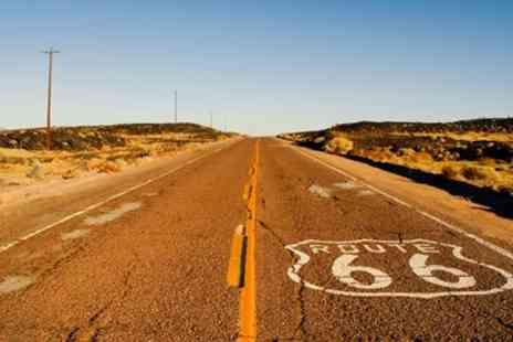 Hays Faraway - Route 66 driving holiday with flights, stays & car - Save 0%