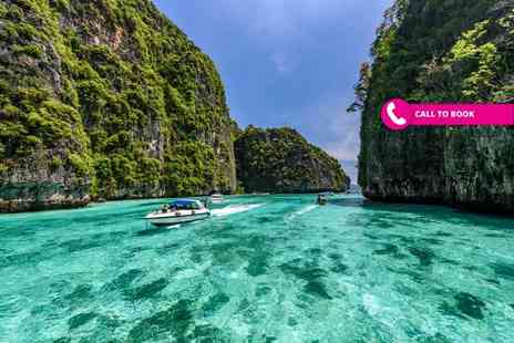 Super Escapes Travel - 14 night Krabi, Thailand break with return flights - Save 47%