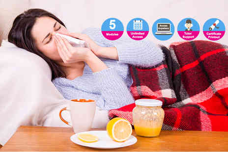 Skill Success - Home remedies for cold and flu online course - Save 94%