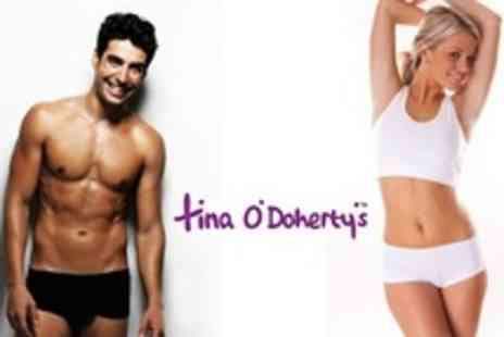 Tina ODohertys - Three Sessions of Lipolysis - Save 77%