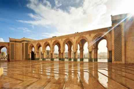 Away Holidays - Five night 5 star Morocco beach break with flights - Save 0%