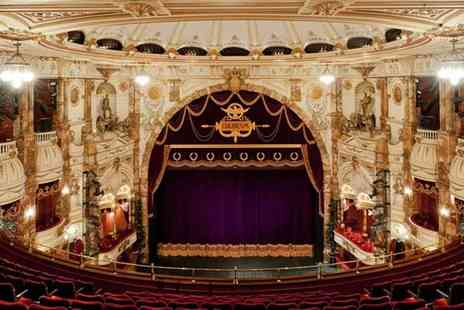 Buyagift - Tour of London Coliseum for two plus a sparkling afternoon tea - Save 0%