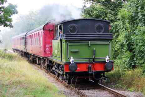 Wensleydale Railway - One child or adult ticket to Santa Special on 2 To 22 December - Save 0%
