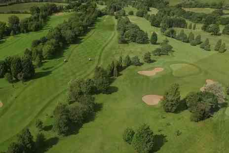 Golf Academy Staverton - One Hour Private Golf Lesson - Save 53%