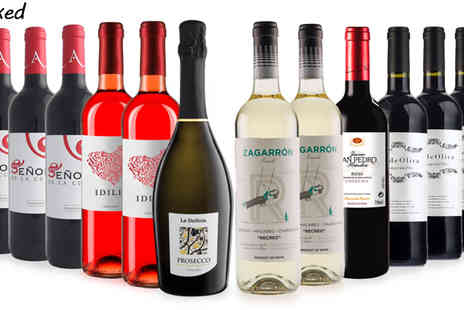 San Jamon - Spanish Rioja,Spanish Mix Wines with Prosecco - Save 58%
