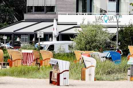 Acqua Strande - Baltic Sea beach holiday with sea view, wine & dinner - Save 0%