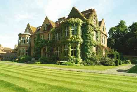 Horwood House - Overnight stay for two with breakfast and leisure access include dinner - Save 52%