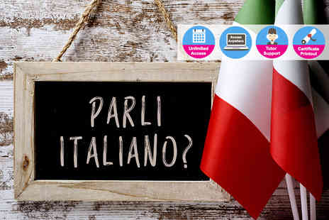 Skill Success - Conversational Italian for beginners course - Save 95%