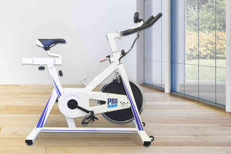 Expressco Direct - 10kg exercise spin bike - Save 55%