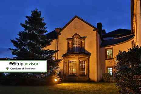 Best Western Plus Keavil House Hotel - One or two night getaway for two with scones and tea on arrival, breakfast, two course dinner and access to leisure facilities - Save 53%