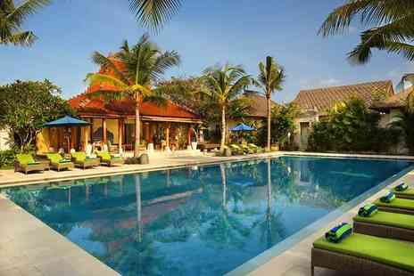 Great Pacific Travel - Seven or ten night 5 Star Bali break with daily breakfast and flights - Save 36%