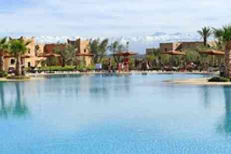 Marrakech Ryads Parc - In Marrakech Desert Three Night Stay For Two With Breakfast and Hammam - Save 42%