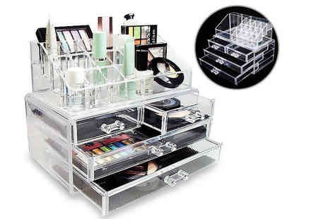 Fakurma - Makeup and jewellery organiser - Save 63%