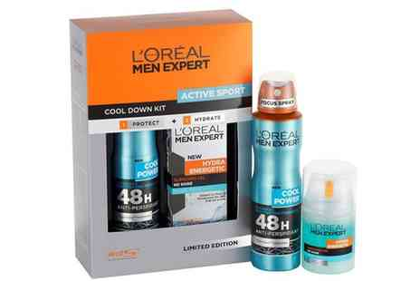 Groupon Goods Global GmbH - LOreal Mens Expert Gift Sets - Save 68%