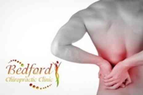 Bedford Chiropractic Clinic - Chiropractic Consultation With Three Treatments - Save 78%