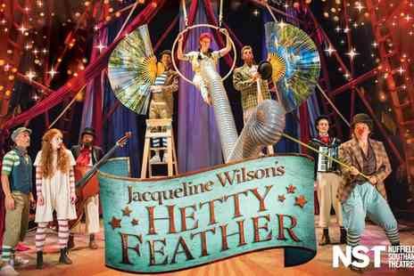 Hetty Feather - Ticket to Hetty Feather on 29 November to 6 January - Save 40%