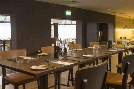 Crowne Plaza Basingstoke Hotel - Three Course Festive Lunch for Two, Four or Six - Save 54%
