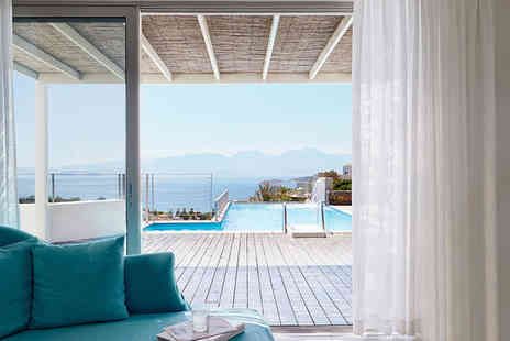 Pleiades Luxury Villas - Five Star Private Pool Villas overlooking Mirabello Bay - Save 44%