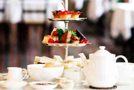 Ennerdale Country House Hotel - Cumbria afternoon tea & bubbly for 2 - Save 42%