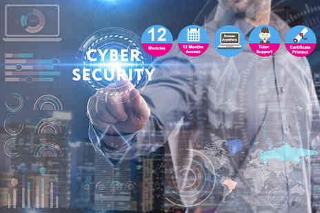 E Careers - IT security specialist training pack - Save 92%