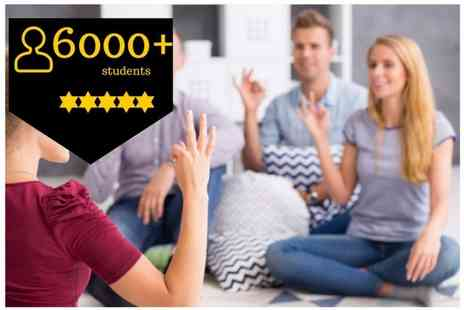OfCourse - Online British sign language course - Save 87%