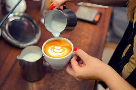 Love Coffee - Evening barista course for two - Save 78%