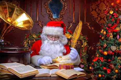 Get a Letter From Santa - Personalised letter from Father Christmas - Save 57%
