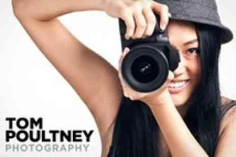 Tom Poultney Photography - Five Hour Photography Workshop For Two - Save 71%
