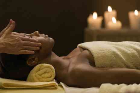 Olive Fountain - Choice of Massage, Facial or Both - Save 66%