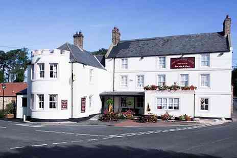 The Anglers Arms - One, Two or Three Nights Stay for Two with Breakfast at The Anglers Arms - Save 48%