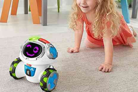 Groupon Goods Global GmbH - Fisher Price Think and Learn Teachn Tag Movi Robot - Save 0%