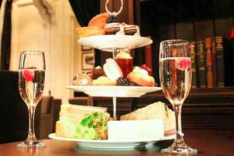 DoubleTree Hilton - Traditional Afternoon Tea with Prosecco for Two - Save 45%