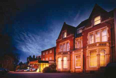 St Johns Hotel - Afternoon Tea and Leisure Pass for Two or Four - Save 34%