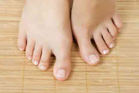 The Proactive Physiotherapy Clinic - Laser Fungal Nail Treatment for One or Two Feet - Save 39%