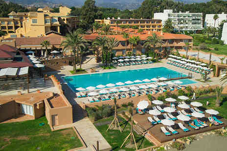 Hotel Guadalmina Spa & Golf Resort - Four Star Beachfront Resort Close to Super Yacht Marina For Two - Save 55%