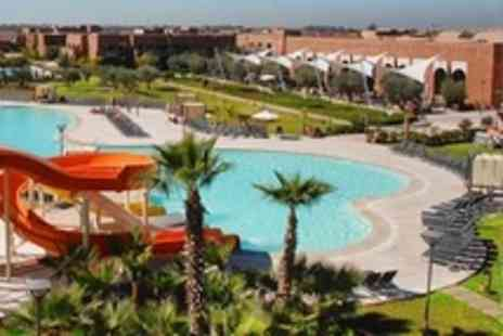 Kenzi Club Agdal Medina - In Marrakech Three Night All Inclusive Stay For Two With Spa Access - Save 53%