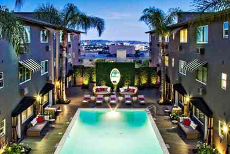 The Grafton on Sunset - West Hollywood Chic Hotel With $33 in in exclusive extras - Save 0%