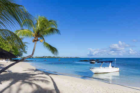 Crystal Travel - 10 nights Four Star Dubai and all inclusive Mauritius each stay with return flights - Save 39%