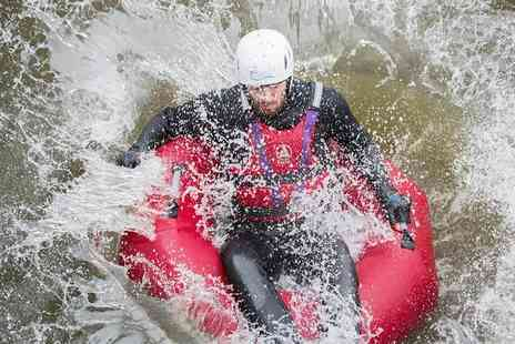 Rapid Horizons - 90 minute white water tubing experience - Save 58%