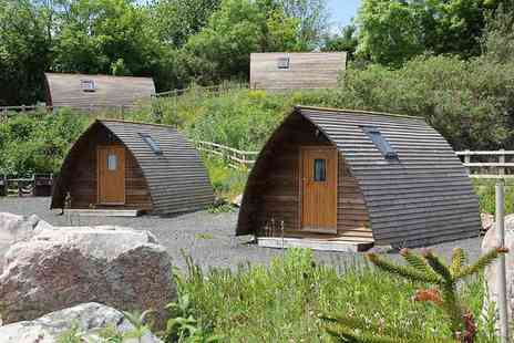 The National Diving & Activity Centre - Standard wigwam stay for up to five people - Save 0%