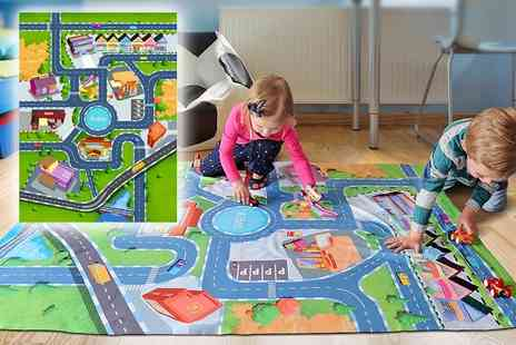 Eastmon Online - Small personalised kids play blanket, medium blanket or Large blanket - Save 78%