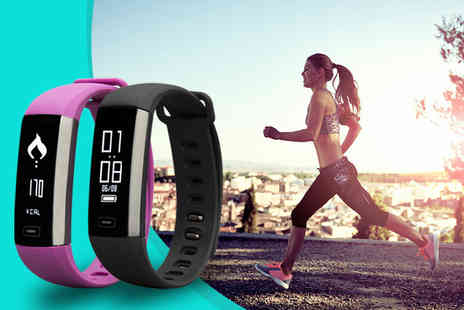 Ckent - Five in One fitness watch choose from two colours - Save 19%