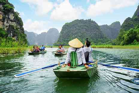 Go Asia Travel - 12 day Vietnam tour with selected meals, airport transfers - Save 65%