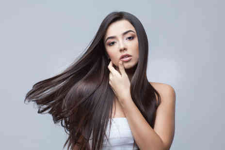 Salon Zone Boutique - Brazilian blow dry - Save 72%